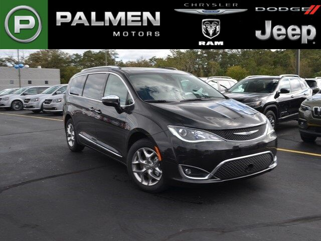 2019 Chrysler Pacifica Limited Racine WI