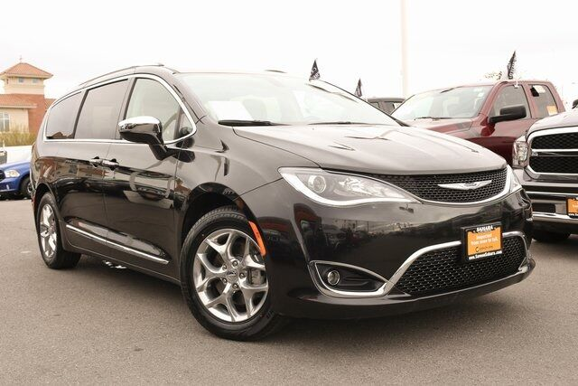 2019 Chrysler Pacifica Limited Las Vegas NV