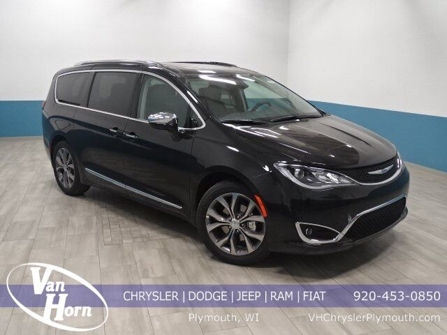 2019 Chrysler Pacifica Limited Milwaukee WI