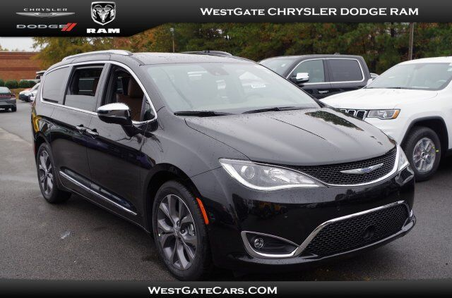 2019 Chrysler Pacifica Limited Raleigh NC