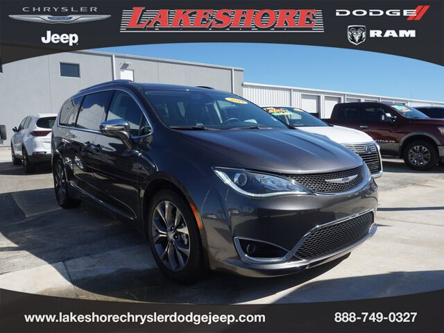 2019 Chrysler Pacifica Limited Slidell LA