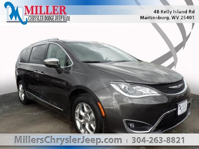 2019 Chrysler Pacifica Limited Martinsburg