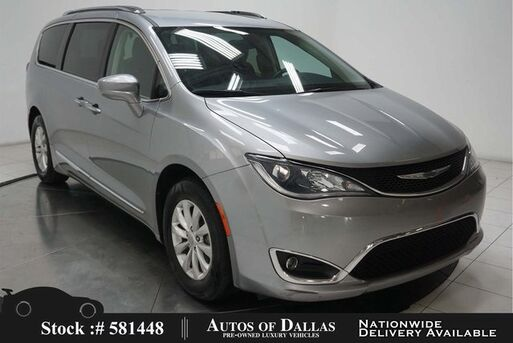 2019_Chrysler_Pacifica_Touring L CAM,HTD STS,PARK ASST,BLIND SPOT,3RD ROW_ Plano TX