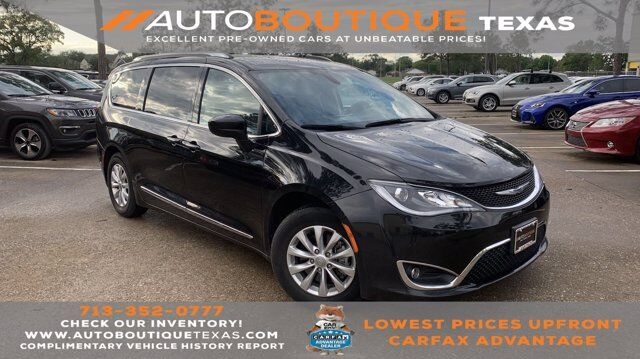 2019 Chrysler Pacifica Touring L Houston TX