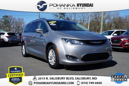 2019_Chrysler_Pacifica_Touring L **ONE OWNER**_ Salisbury MD