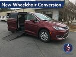 2019 Chrysler Pacifica Touring Plus New Wheelchair Conversion