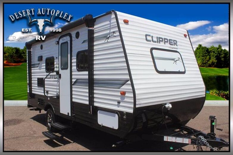2019 Coachmen Clipper 17FQ Ultra-Lite Travel Trailer Mesa AZ