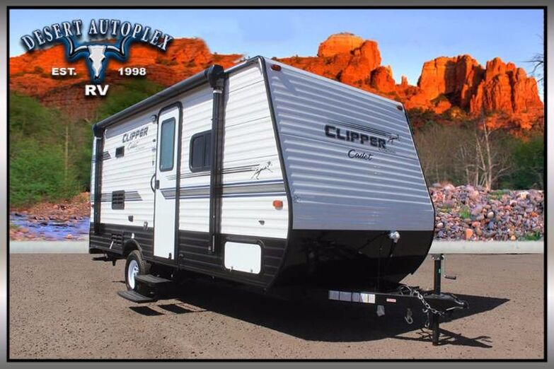 2019 Coachmen Clipper Cadet 17CFQ Ultra-Lite Travel Trailer Mesa AZ