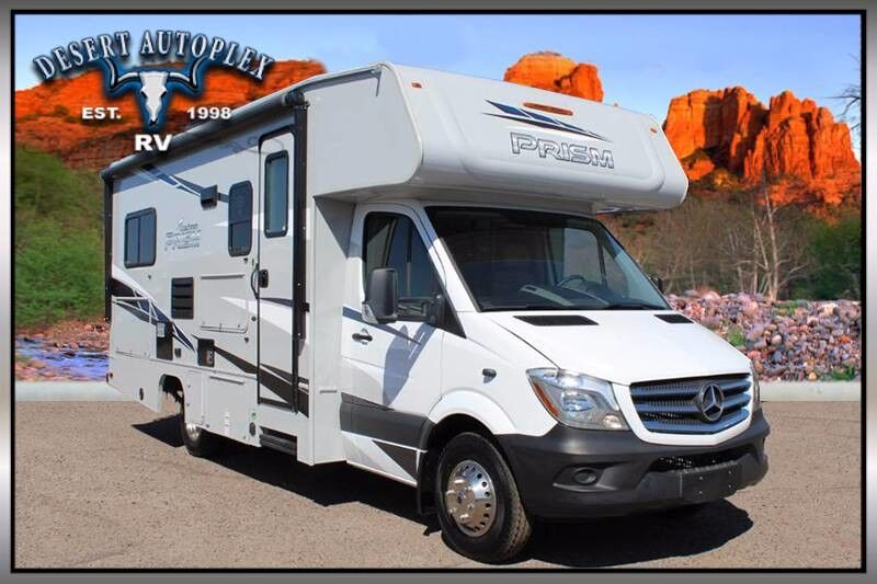 2019 Coachmen Prism 2150CB Single Slide Class C Motorhome Mesa AZ