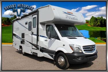 Coachmen Prism 2300DS Double Slide Class C Motorhome Mesa AZ