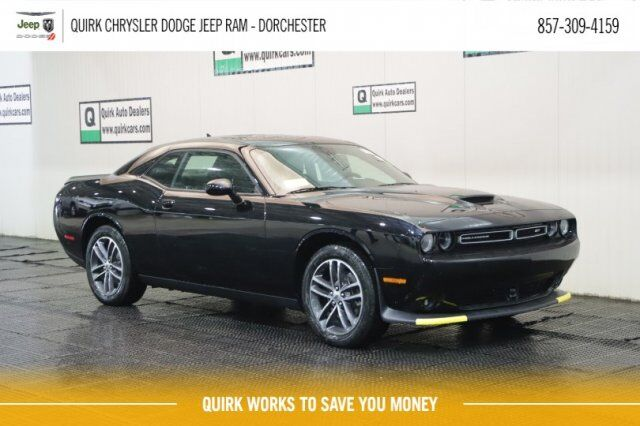 2019 Dodge Challenger GT AWD Boston MA