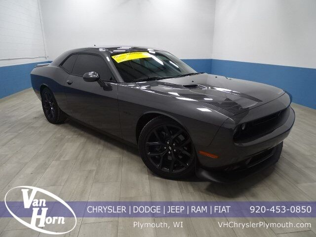 2019 Dodge Challenger R/T Plymouth WI