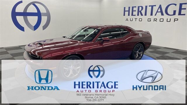 2019 Dodge Challenger R/T Rome GA