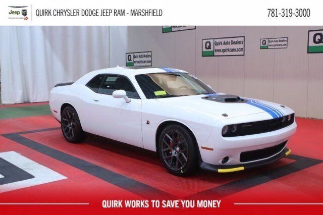 2019 Dodge Challenger R/T SCAT PACK Marshfield MA