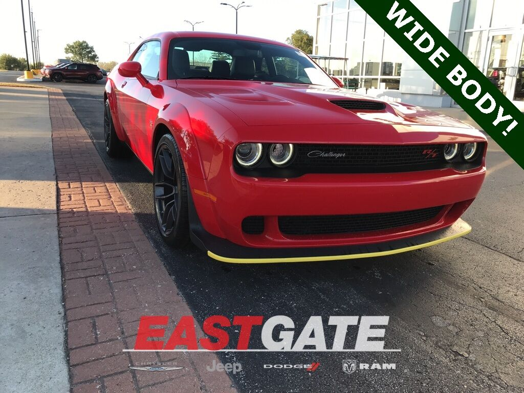 2020 challenger scat pack widebody for sale