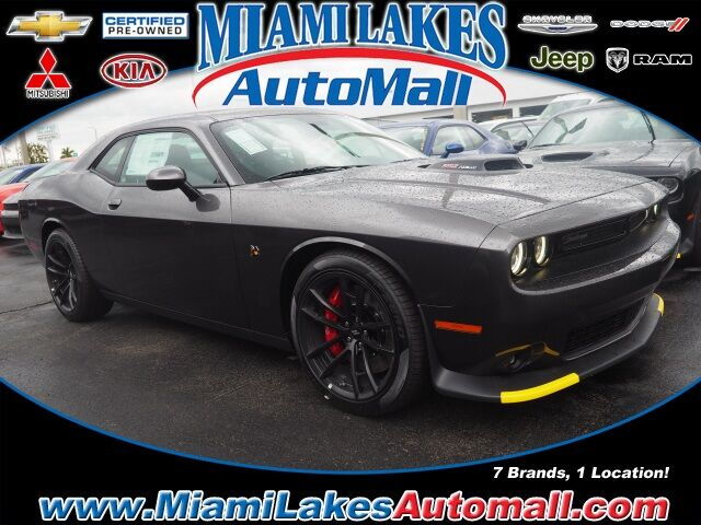 2019 Dodge Challenger R/T Scat Pack Miami Lakes FL