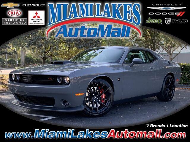 2019 Dodge Challenger R/T Scat Pack Miami Lakes FL