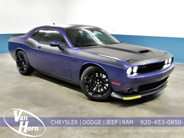 2019 Dodge Challenger R/T Scat Pack Plymouth WI