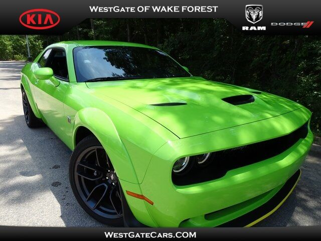 2019 Dodge Challenger R/T Scat Pack Raleigh NC