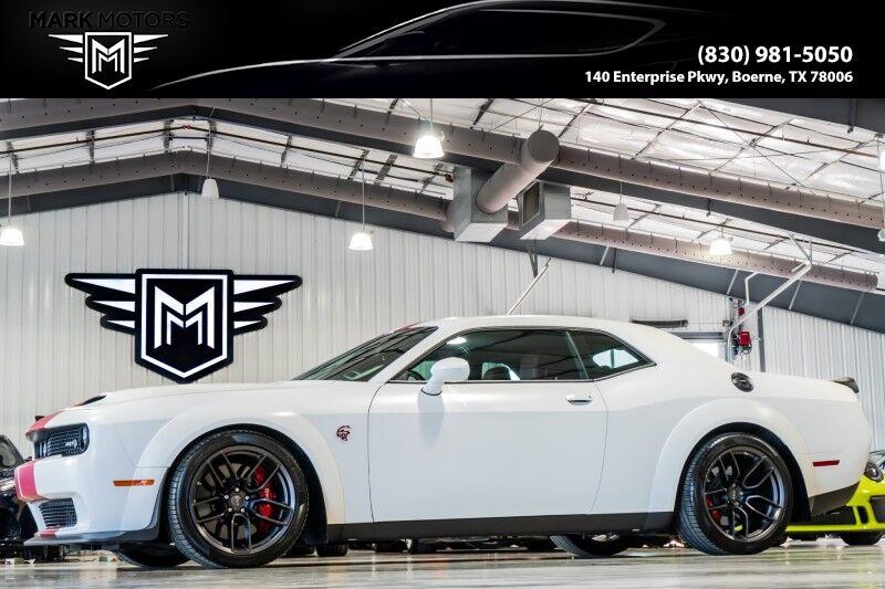 2019_Dodge_Challenger_SRT Hellcat_ Boerne TX