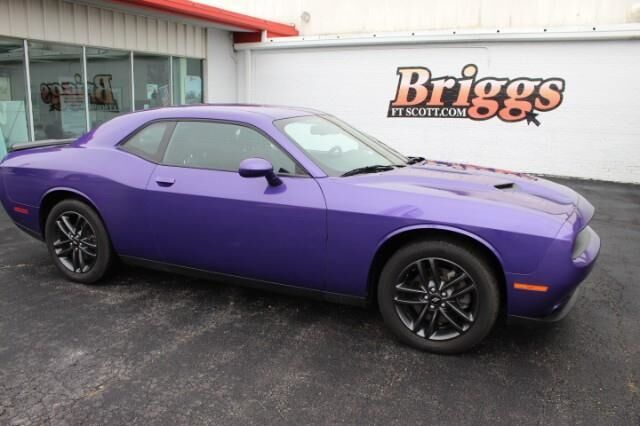 2019 Dodge Challenger SXT AWD Fort Scott KS