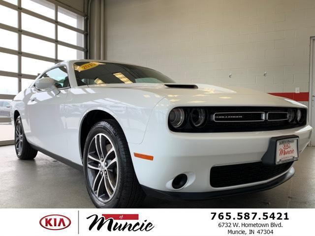 2019 Dodge Challenger SXT AWD Muncie IN