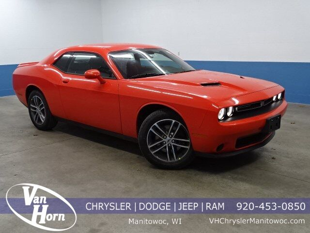 2019 Dodge Challenger SXT AWD Manitowoc WI