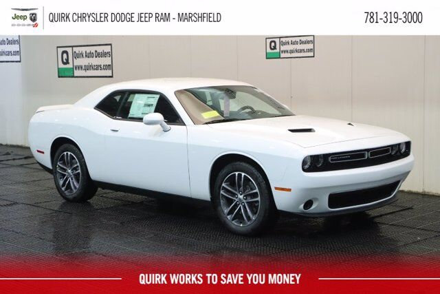2019 Dodge Challenger SXT AWD Marshfield MA