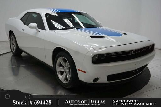 2019_Dodge_Challenger_SXT BACK-UP CAMERA,KEY-GO,18IN WLS,SPOILER_ Plano TX