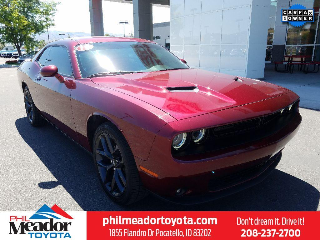 2019 Dodge Challenger SXT Pocatello ID