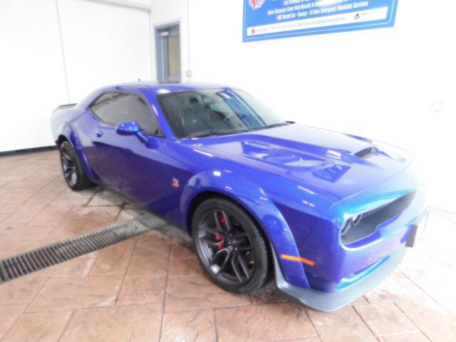 2019 Dodge Challenger Scat Pack 392 WIDE BODY SUNROOF Listowel ON