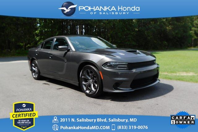 2019 Dodge Charger GT ** Pohanka Certified 10 Year/100,000  ** Salisbury MD