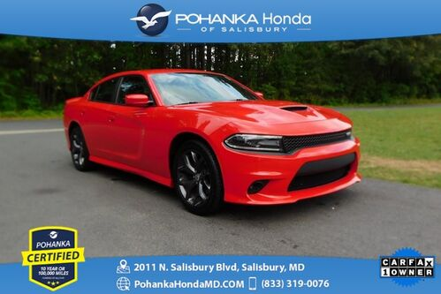 2019_Dodge_Charger_GT ** Pohanka Certified 10 Year / 100,000  **_ Salisbury MD