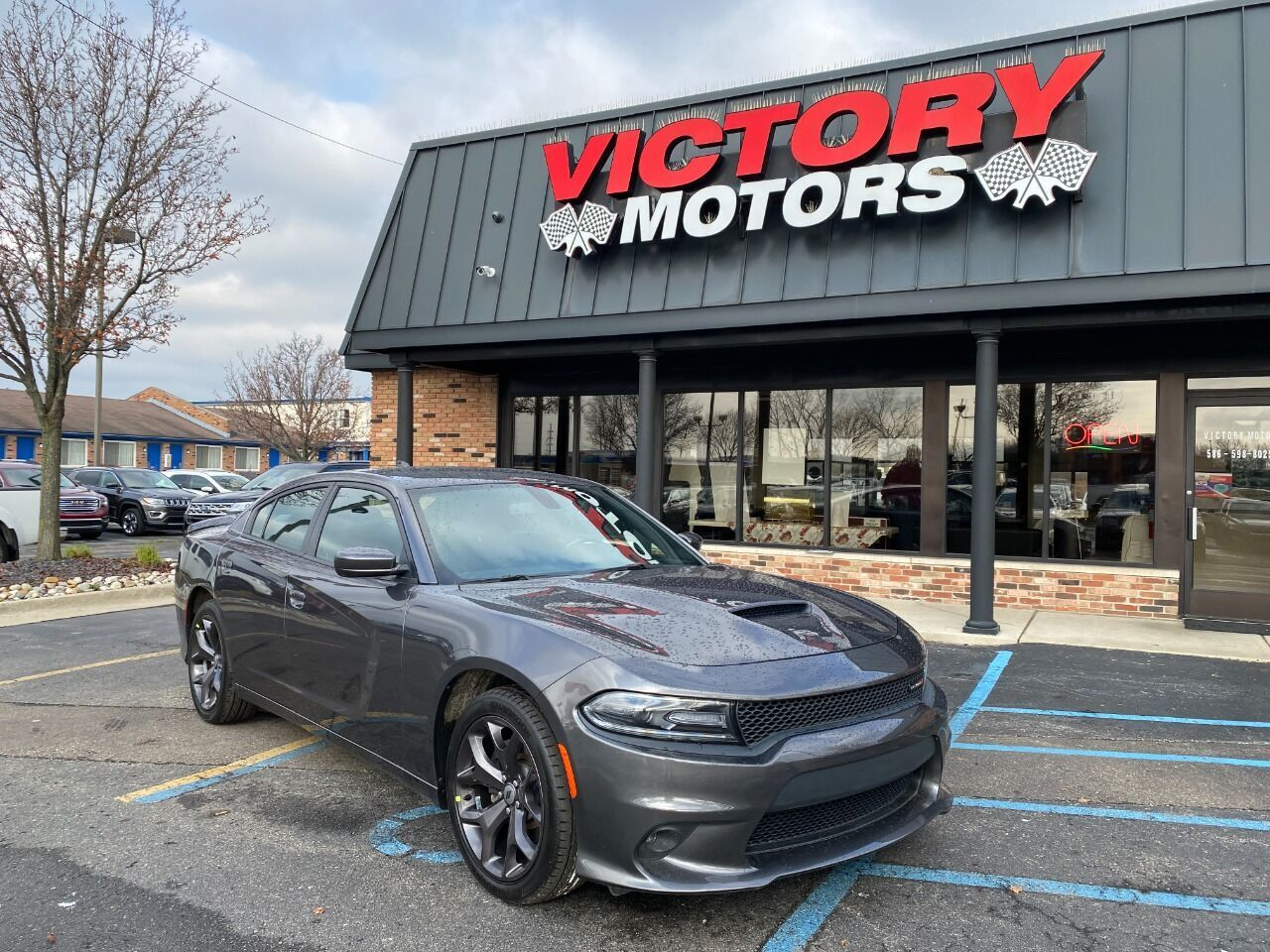 2019 Dodge Charger GT 4dr Sedan Chesterfield MI