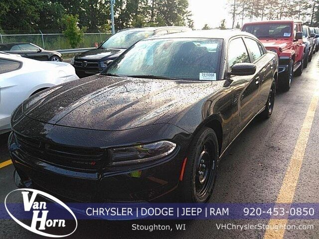 2019 Dodge Charger Police Plymouth WI