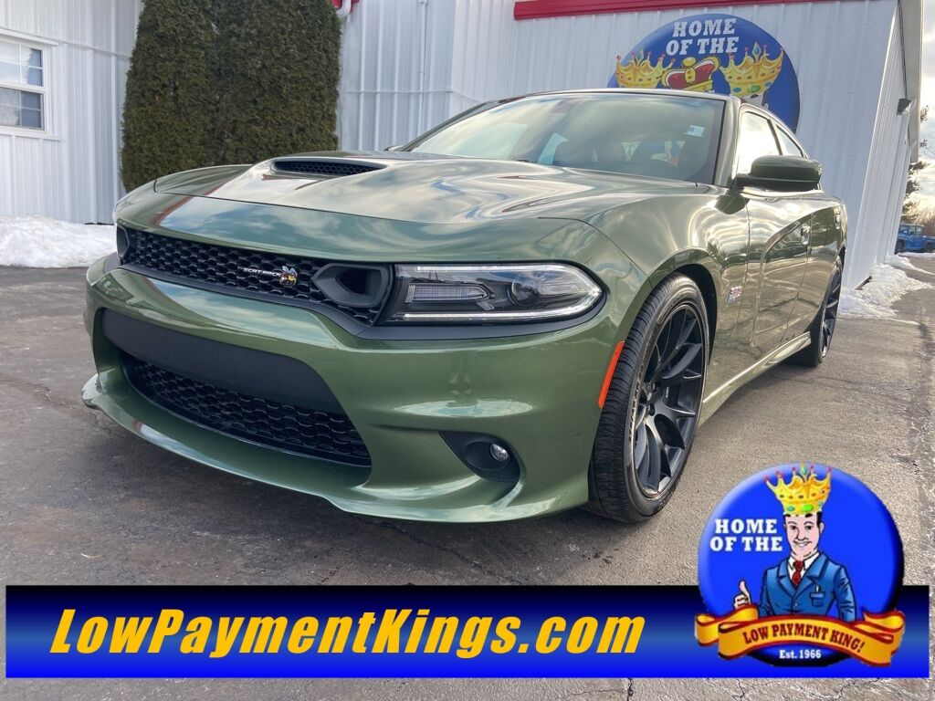 2019 Dodge Charger R/T Scat Pack Shelby OH