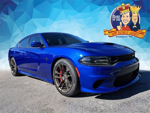 New 2019 Dodge Charger Srt Hellcat In Winter Haven Fl