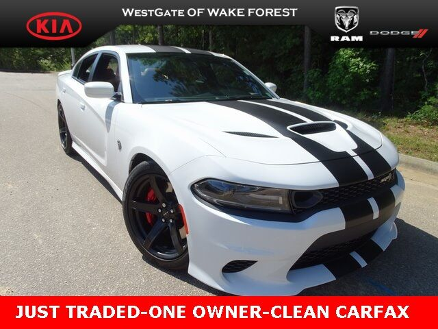 2019 Dodge Charger SRT Hellcat Raleigh NC