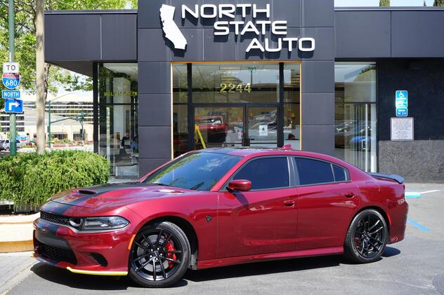 2019_Dodge_Charger_SRT Hellcat_ Walnut Creek CA