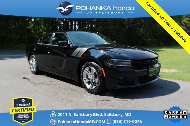 2019 Dodge Charger SXT ** Pohanka Certified 10 Year/100,000  ** Salisbury MD