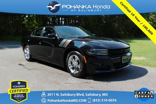 2019_Dodge_Charger_SXT ** Pohanka Certified 10 Year/100,000  **_ Salisbury MD