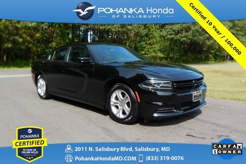 2019_Dodge_Charger_SXT ** Pohanka Certified 10 Year / 100,000  **_ Salisbury MD