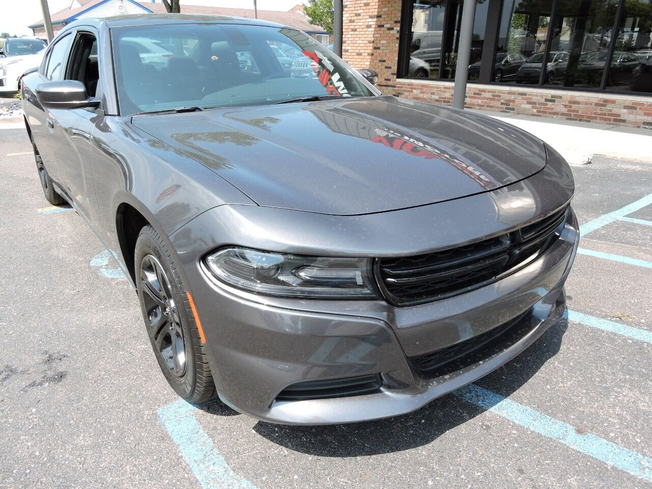 2019 Dodge Charger SXT 4dr Sedan Chesterfield MI