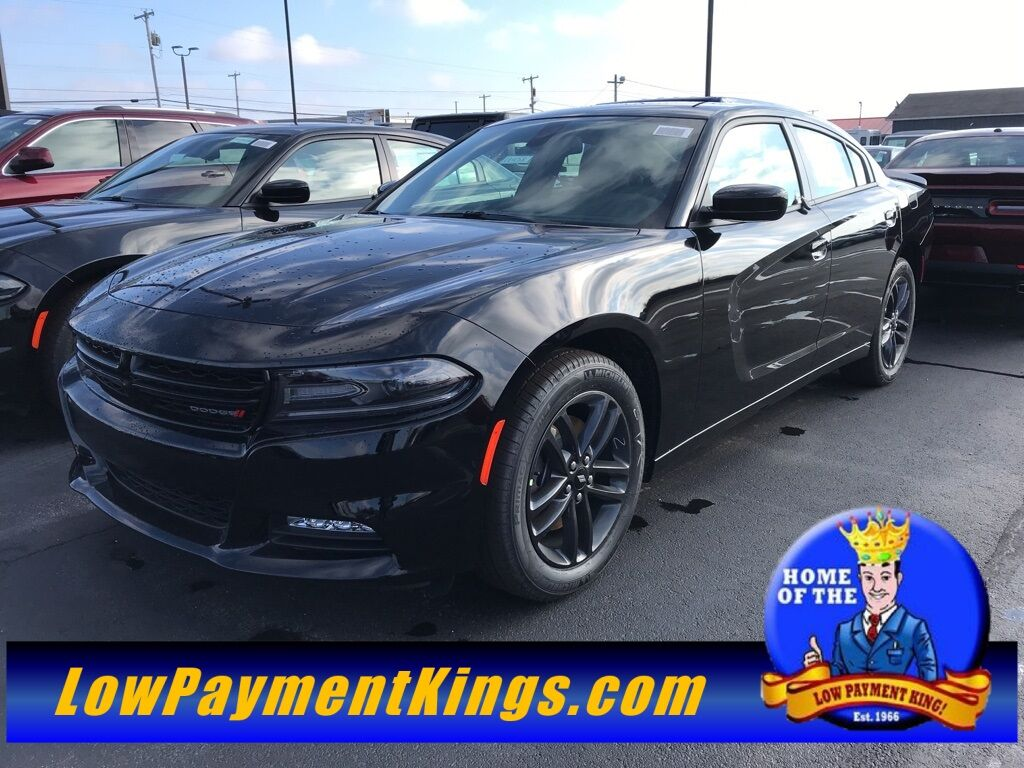 2019 Dodge Charger SXT AWD Shelby OH