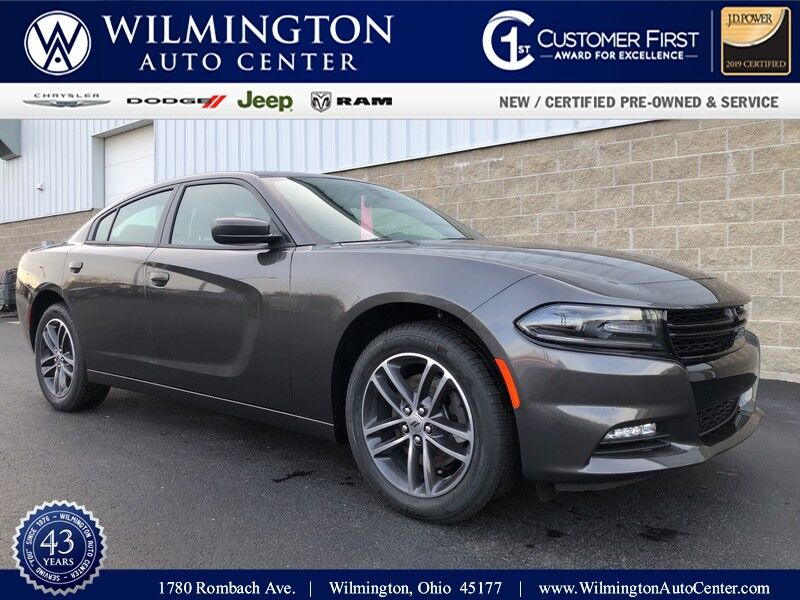 2019 Dodge Charger SXT AWD Wilmington OH