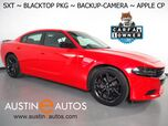 2019 Dodge Charger SXT *BLACKTOP APPEARANCE PKG, BACKUP-CAMERA, COLOR TOUCH -SCREEN, REMOTE/PUSH BUTTON START, MULTI-FUNCTION STEERING WHEEL CONTROLS, 20 INCH ALLOY WHEELS, BLUETOOTH PHONE & AUDIO, APPLE CARPLAY