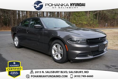 2019_Dodge_Charger_SXT **NICE RIDE**_ Salisbury MD
