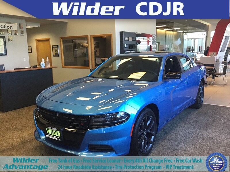 2019 Dodge Charger SXT RWD Port Angeles WA