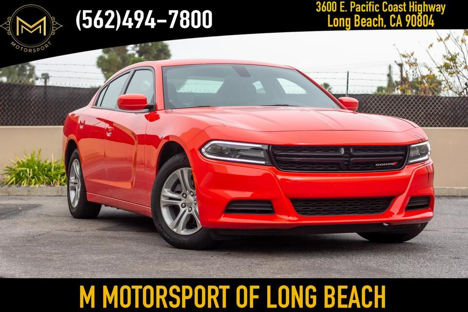 2019_Dodge_Charger_SXT Sedan 4D_ Long Beach CA