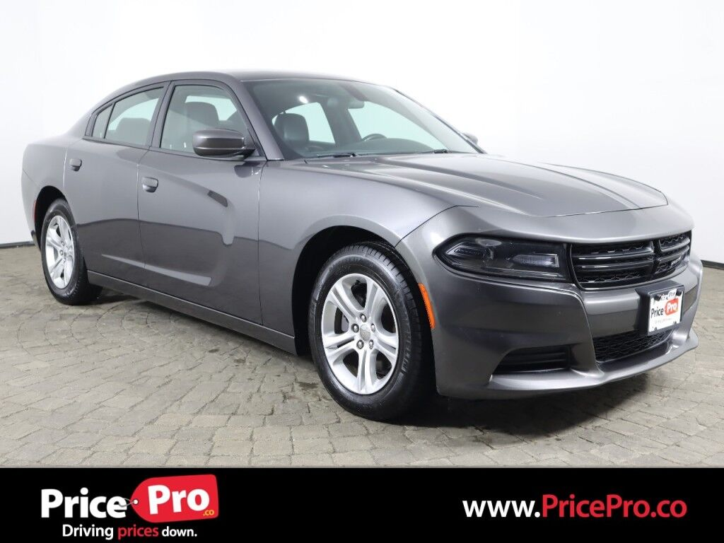 2019 Dodge Charger SXT w/Heated Leather/Sunroof Maumee OH
